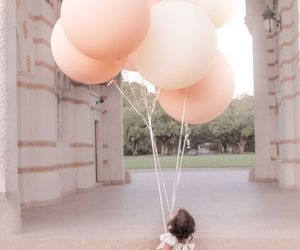 balloons and baby image