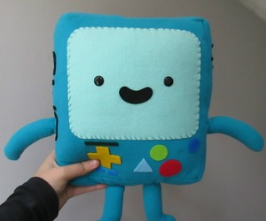 bmo and peluche image