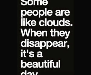 quote, clouds, and beautiful image