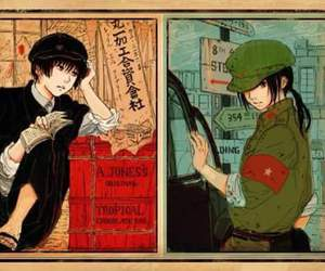 chinese, hetalia, and aph japan image
