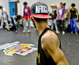 africa, bboy, and dance image