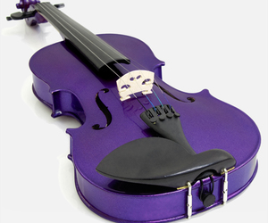 music and purple image