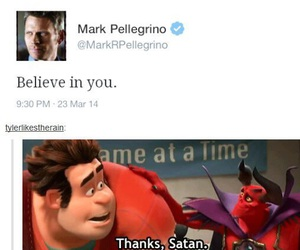 supernatural and mark pellegrino image