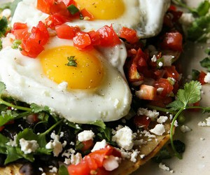egg, diet, and food image