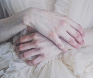 grunge, hand, and light image