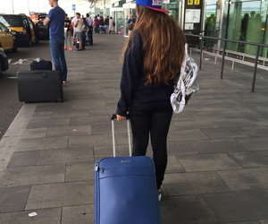 airport, Barcelona, and spain image