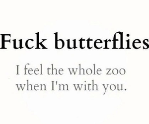 butterflies, love, and quotes image