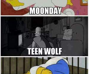teen wolf, Finale, and monday image