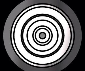 amazing, circles, and iphone image