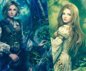 arboles, donde, and Laura image