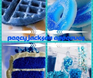 percy jackson and blue food image
