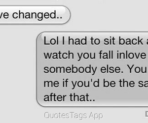 love, text, and change image