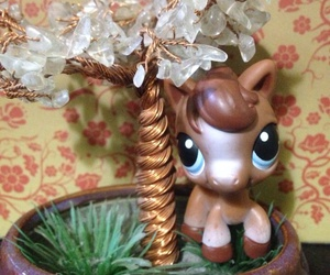 horse, littlest pet shop, and lps image