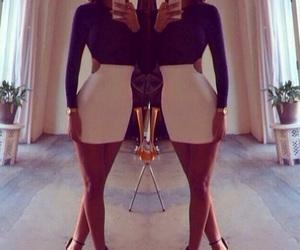 beautiful girl, classy, and heels image