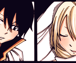 lovely, manga, and fairy tail image