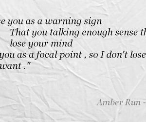 insane, sense, and warning sign image