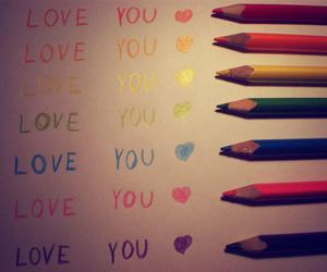heart, Paper, and love image