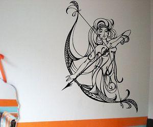Sagittarius and tattoo image
