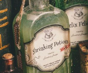 Shrinking Potion Alice In Wonderland