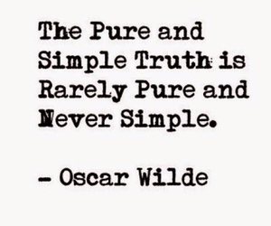 truth, oscar wilde, and quotes image