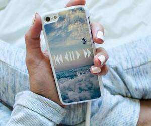 iphone, phone, and case image