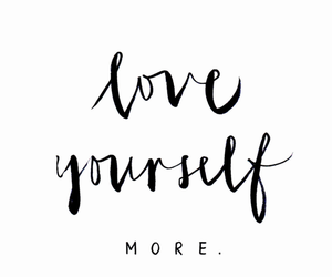 quotes, love yourself, and wallpaper image