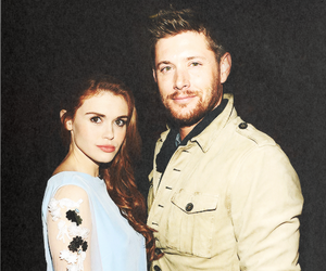 Jensen Ackles, supernatural, and holland roden image
