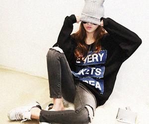 asian fashion, korean fashion, and style image
