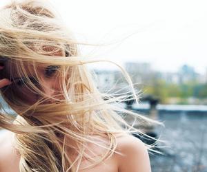 girl, hair, and vento image
