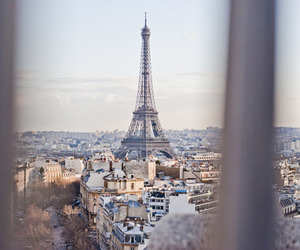 eiffel tower, je t'aime, and toureiffel image