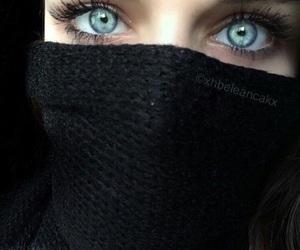 eyes, girl, and tumblr image