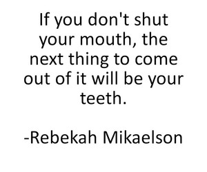 quote, quotes, and teeth image