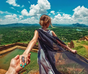 travel, Sri Lanka, and murad osmann image