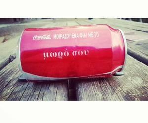 babe, coca cola, and drink image