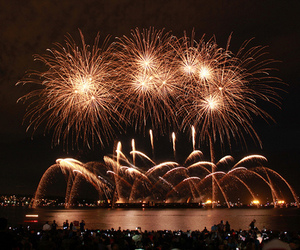 fireworks and beautiful image