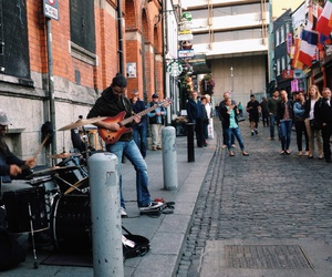 dublin, people, and music image