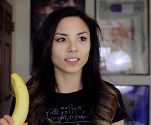 banana, youtube, and anna akana image