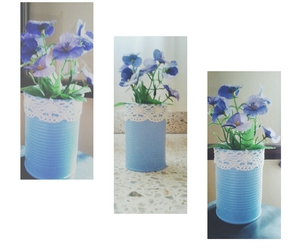 bedroom decor, diy, and flowers image
