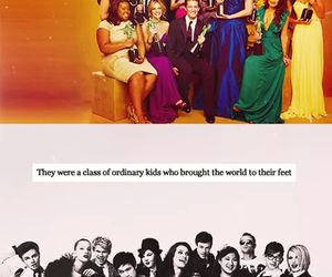 glee, quote, and friends image
