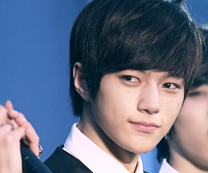 hairs, infinite, and myungsoo image
