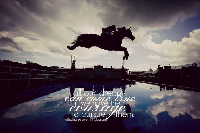 Image about quotes in horses? my life🏇 by Zahara Var*-*