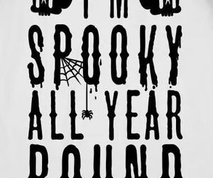 Halloween and spooky image