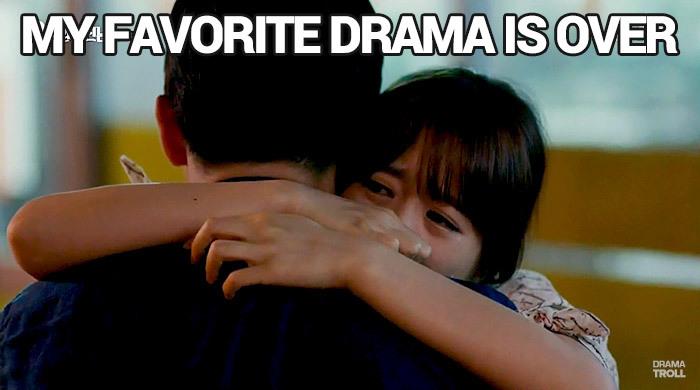 cry, crying, and drama image
