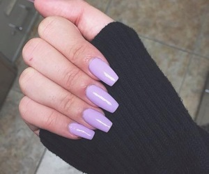 colourful, rings, and pretty nails image