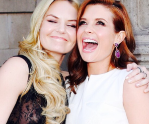 once upon a time, ariel, and Jennifer Morrison image