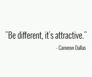 different and quotes image