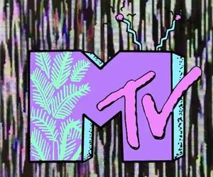 mtv, alternative, and blue image