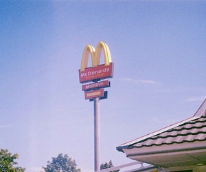 McDonalds, zurich, and leica m2 image