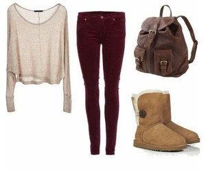 outfit, casual, and fashion image