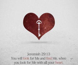 heart, god, and jesus image